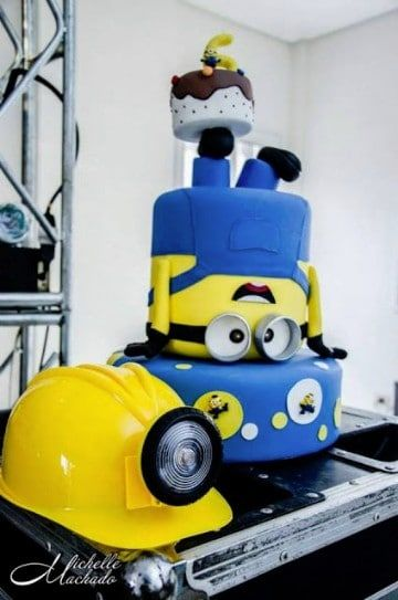 decoracion de minions para cumpleaños infantiles