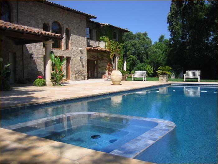 Infinity Pools Backyard Ideas