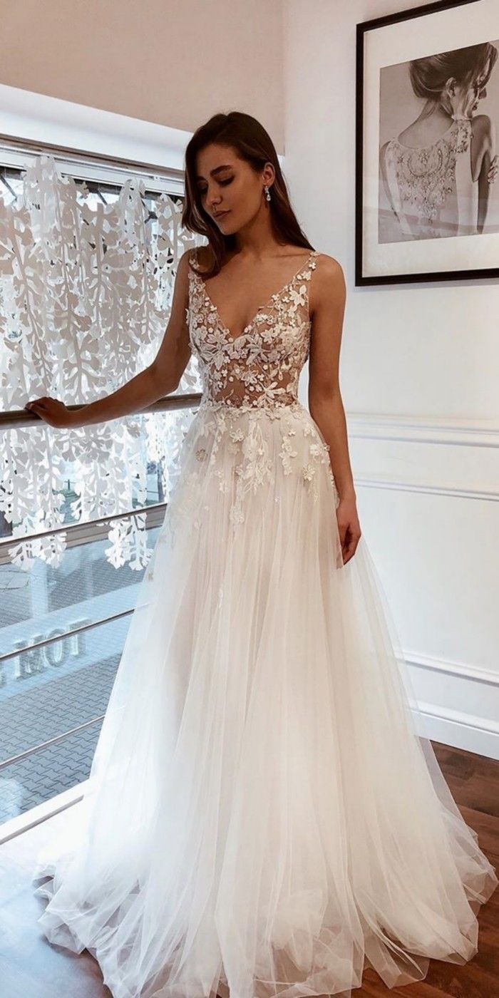 55 Lace Wedding Dresses From Tomsebastien Official Page 6 Of 6 Love Bling Short Lace Wedding Dress Wedding Dresses Bridal Dresses Lace [ 1400 x 700 Pixel ]