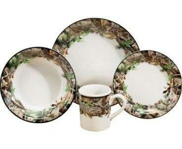 Camo dishes...my idea of fine china.  sc 1 st  Pinterest & 23 best Dishes / cup I want images on Pinterest | Country girls ...