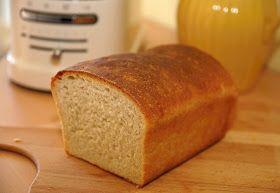 Toustový chleba...