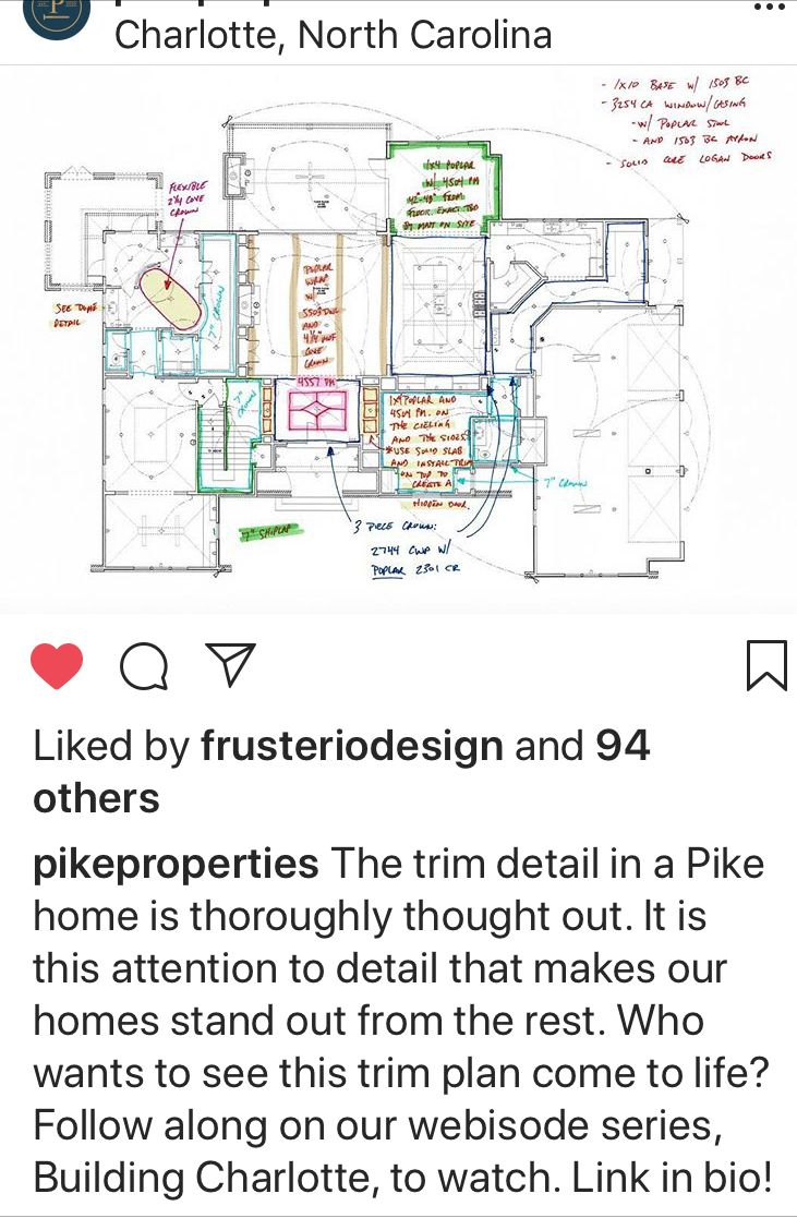 Pike Properties Floorplan Charlotte Nc White Houses Pretty House House Plans
