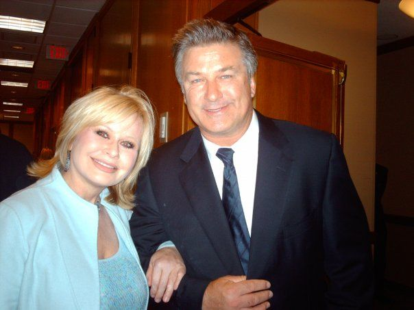 Sister Sherry and Alec... Alec Baldwin
