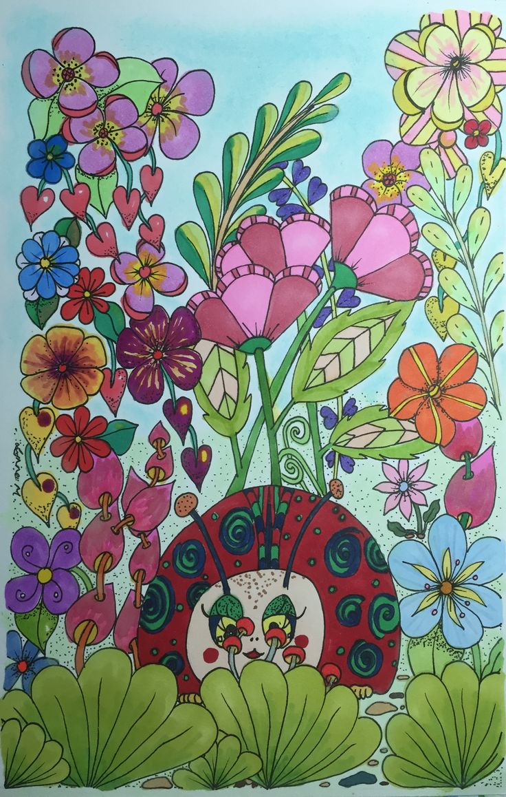 Global Doodle Gems Artist Lynne McGee