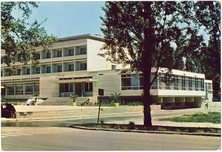 Icredibly Boring Postcards (3)  Vukovar, Croatia (late 1960s)