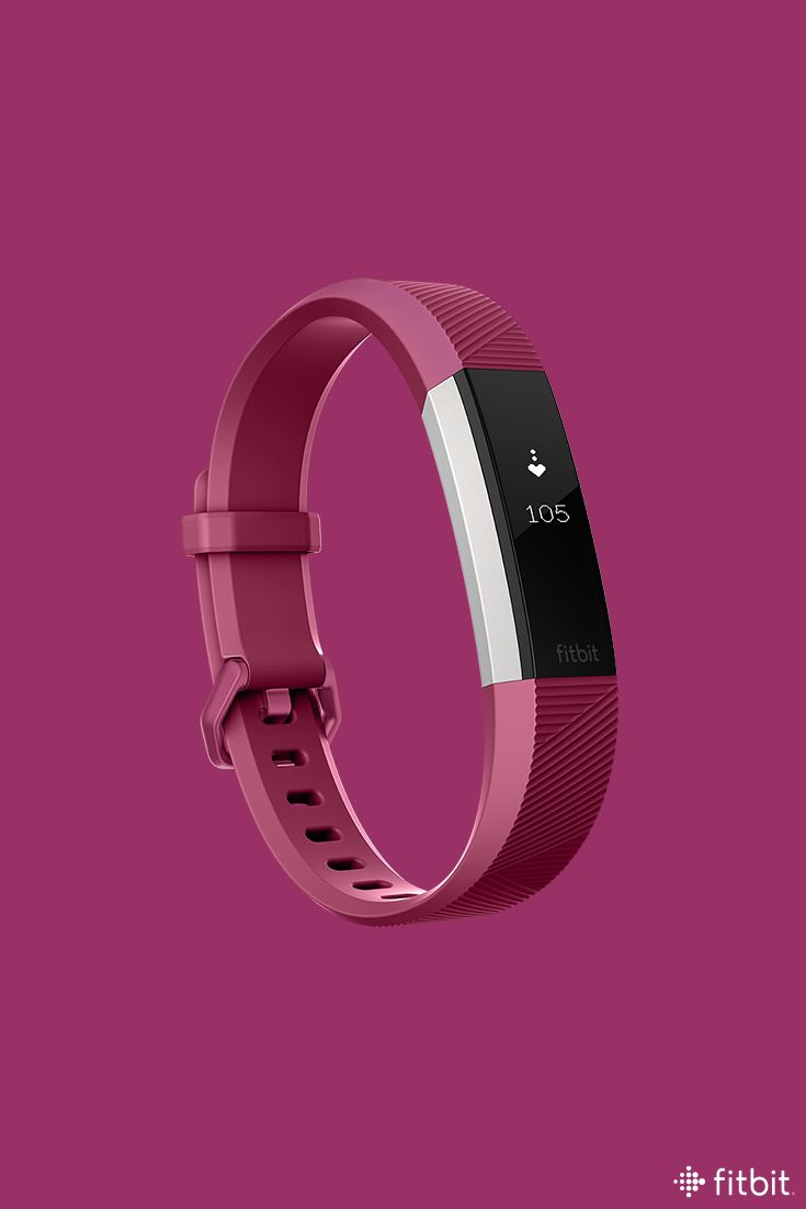 Reach your health and fitness goals with Fitbit Alta HR, the all-new heart rate and fitness wristband. Track your calorie burn, sleep, workouts and more.