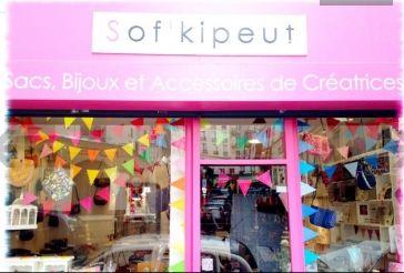 Sof Kipeut /Paris 18è (rue Veron) http://www.sofkipeut-paris.com