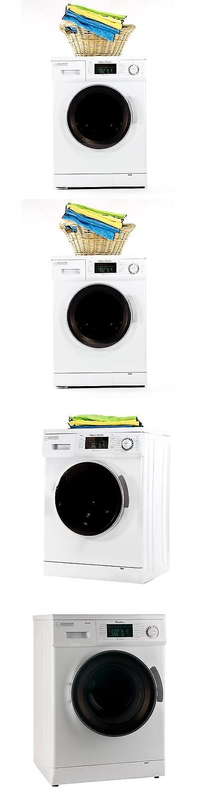 Washer and Dryer Sets 71257: 1.6 Cu. Ft. Compact Combo Washer And Electric Dryer With Optional -> BUY IT NOW ONLY: $1076.49 on eBay!