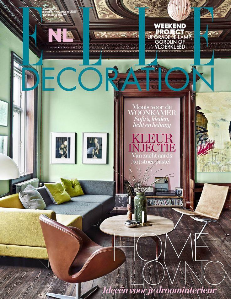 ELLE Decoration NL | nummer 5 - 2015