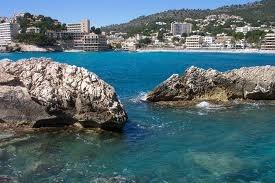 Paguera, Mallorca, Spain.