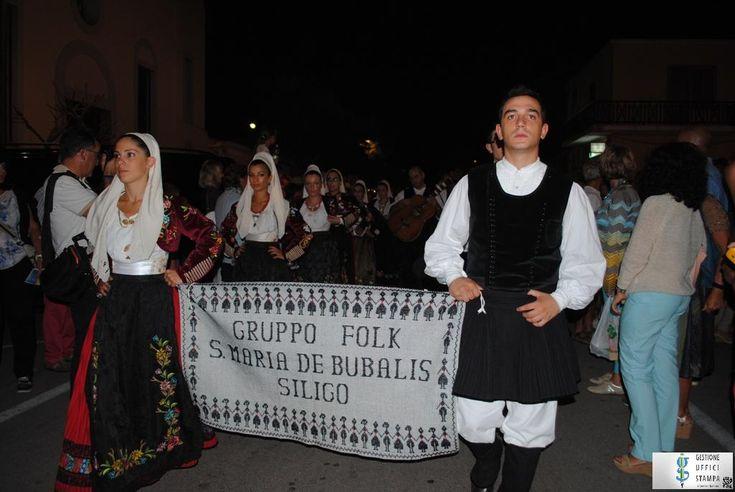 #Stintino, #Nottebianca 2013 - Gruppo folk Santa Maria di Bubalis di Siligo