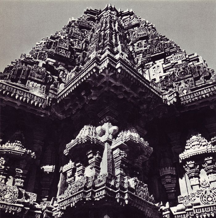Indian Hindu Architecture