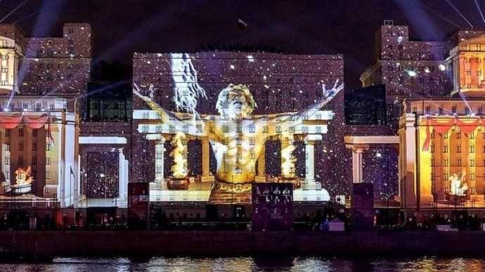 На Исаакиевской площади в Петербурге пройдет фестиваль света