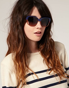 Marc By Marc Jacobs Two Tone Sunglasses $206.20