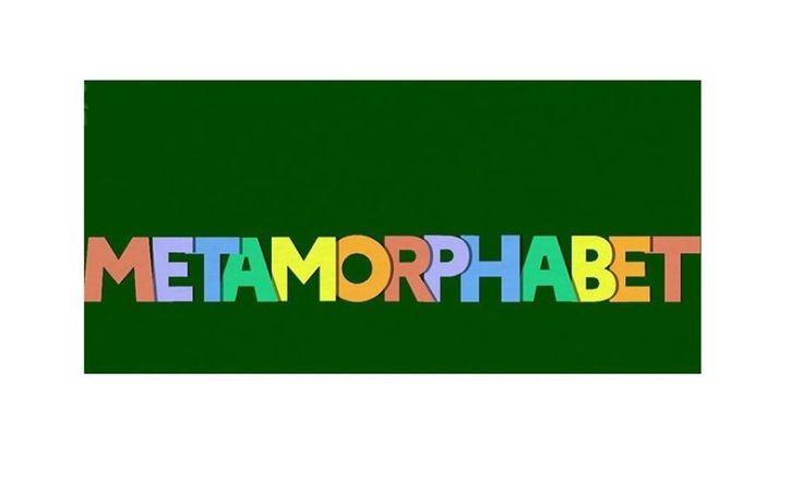 Metamorphabet és un abecedari digital original i poètic