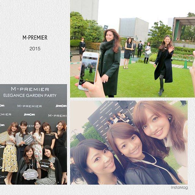 #anelady #MPREMIER × #AneCan のイベント モデルさん達はオーラがすごい 集合写真で私、とんでもない位置に… 一生の記念になりそ〜M-PREMIERの コートが可愛かった〜〜!ほしい!(>_<)