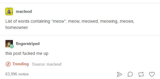 23 Tumblr Posts That Might Actually Make You Laugh