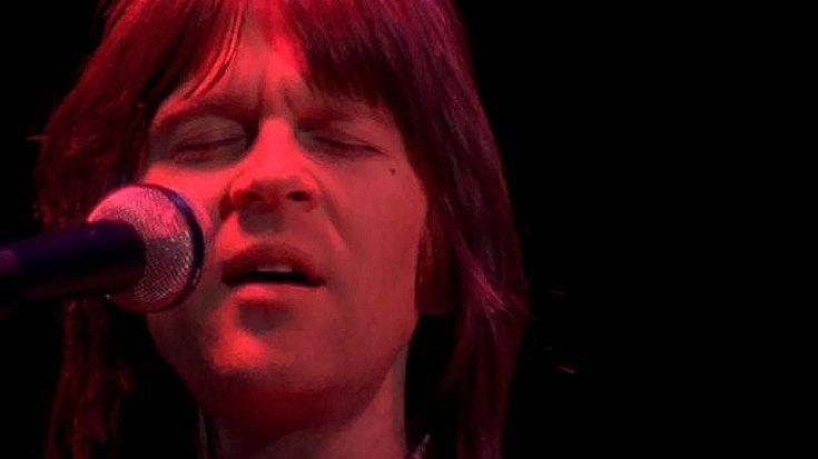 """Flashback To Randy Meisner's Career Defining """"Take It To The Limit"""" Performance At Capital Centre 