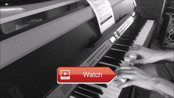Let it Be The Beatles piano  Esecuzione spartito Metodo per accompagnare col pianoforte Seguitemi sulla mia pagina fb che metter qui sotto e isc