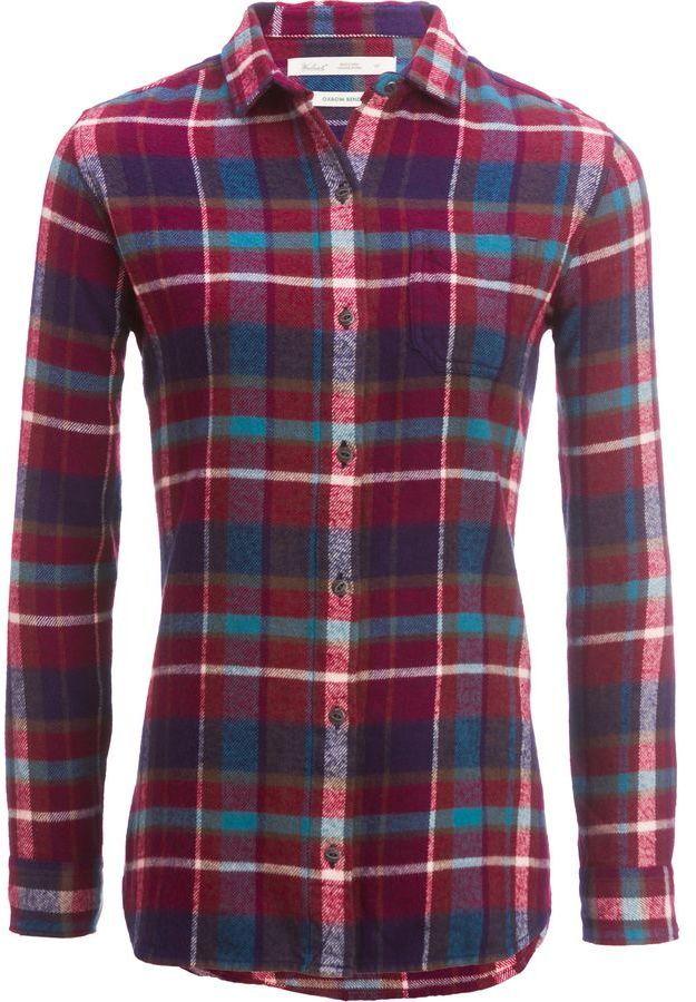 Woolrich Oxbow Bend Eco Rich Boyfriend Shirt
