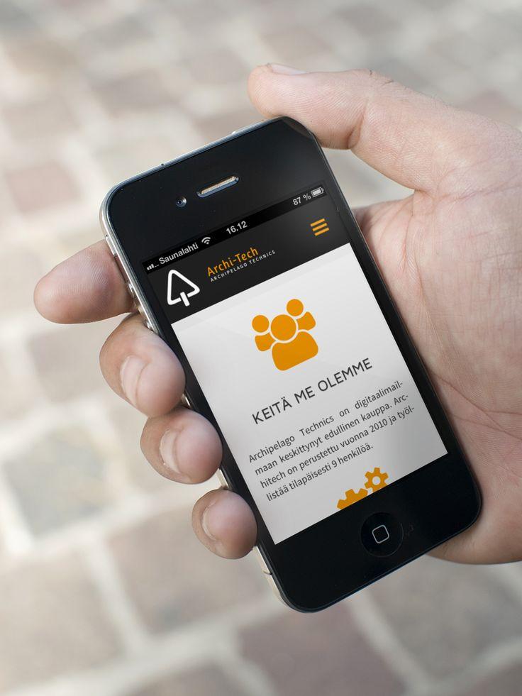 #design #webdesign #mobile #app #responsive #minimalistic #almostflat #ui #ux