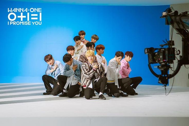 "Wanna-One - ""0+1=1 (I PROMISE YOU)"""
