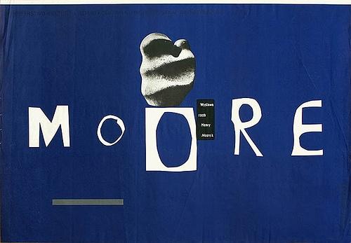 Henryk Tomaszewski, Moore, 1959
