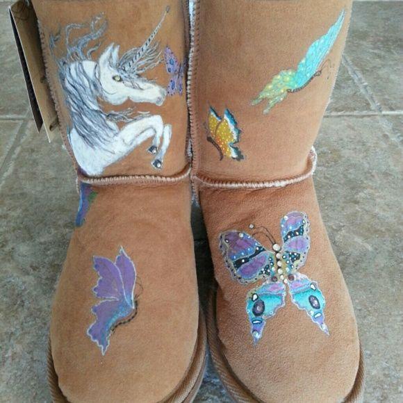 emu Shoes - NWT~Emu Stinger Australian ugg boots