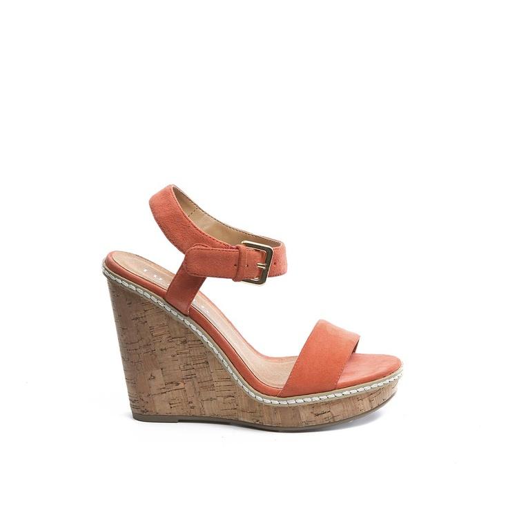 Invito - sandalen met sleehak | Invito.com