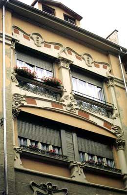 Torino.Casa Macciotta.Corso Francia, 32.Pietro Fenoglio 1902