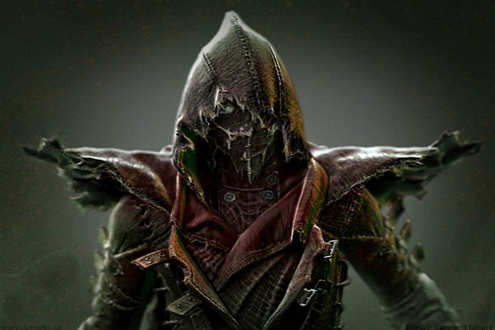 Konfirmed Mortal Kombat X Kombatants, Ermac Koncept Art