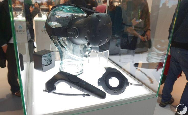 HTC Vive : on a essayé la nouvelle version du meilleur casque de réalité virtuelle du moment - http://www.frandroid.com/marques/htc/344933_htc-vive-on-a-essaye-nouvelle-version-meilleur-casque-de-realite-virtuelle-moment  #HTC, #Prisesenmain, #Réalitévirtuelle