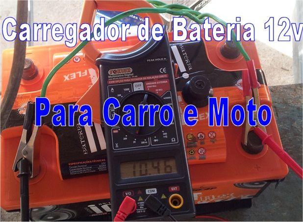 Doctor Micro Ribeirao Solução em Divulgação: Faça em casa um Carregador de Bateria para Carro e...