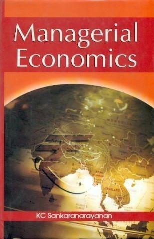 Managerial Economics (Pb-2015)