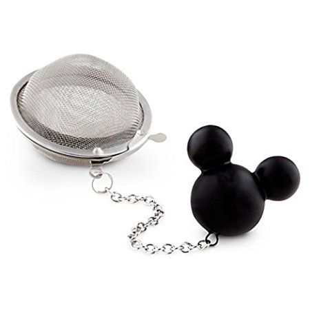 Disney Parks Exclusive Mickey Mouse Icon Tea Ball Infuser