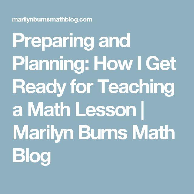 59 best Marilyn Burns Math Blog images on Pinterest | Burns, Math ...