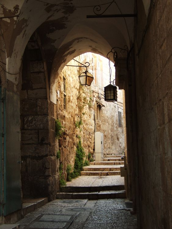 Oh Jerusalem: Favorite Places, Tall Cities, Cities Gates, Holy Cities