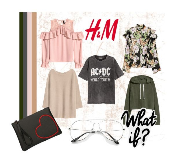"""""""H&M Ad - College Assignment - Shop Profile"""" by emma-tia-baronetti on Polyvore featuring H&M and Gum by Gianni Chiarini"""