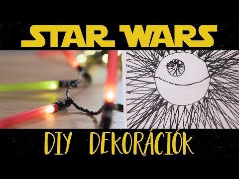 Star Wars rajongóknak 5 szobadekorációs ötlet | Filmrajongók 1. rész | Nyereményjátékkal - YouTube