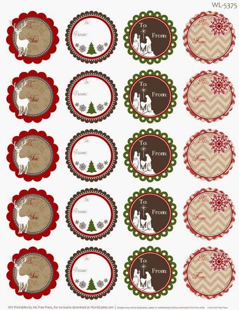Navidad Cristiana para Imprimir Gratis. | Ideas y material gratis para fiestas y celebraciones Oh My Fiesta!