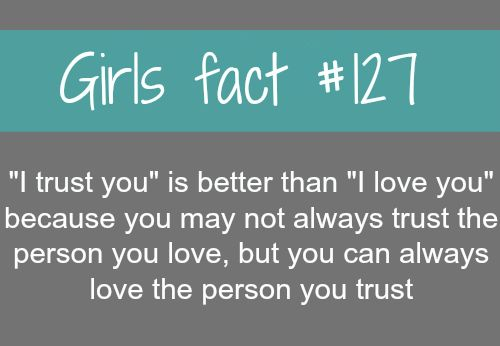 Girls Fact 127
