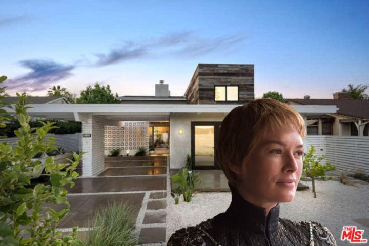 Game of Thrones Actress Lena Headey is Selling Her Nearly $2 Million California Home http://trib.al/L5JSdJP