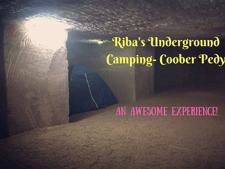Riba's Undergroun Camping- Coober Pedy