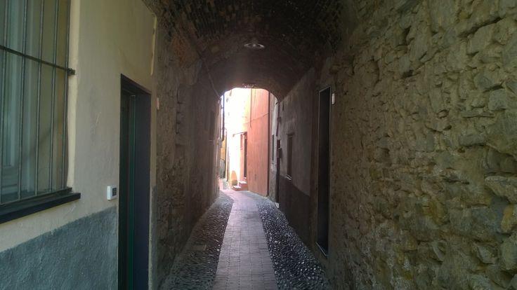 Cervo (Im) Liguria: uno scorcio