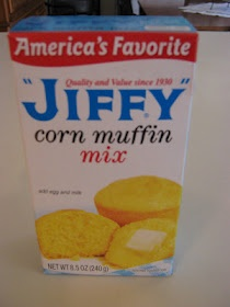 Homemade Jiffy Mix - cut out the additives but still have the great taste of Jiffy!