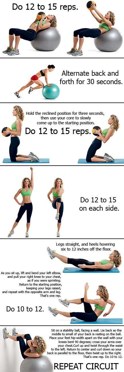 Do This Entire Routine Twice #abs #workout. I Donu0027t Think I