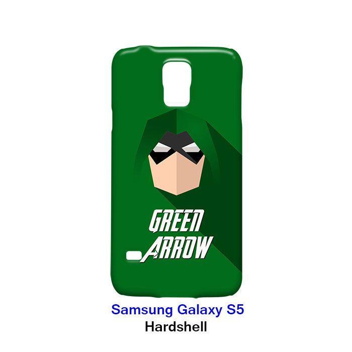 Green Arrow Superhero Samsung Galaxy S5 Hardshell Case