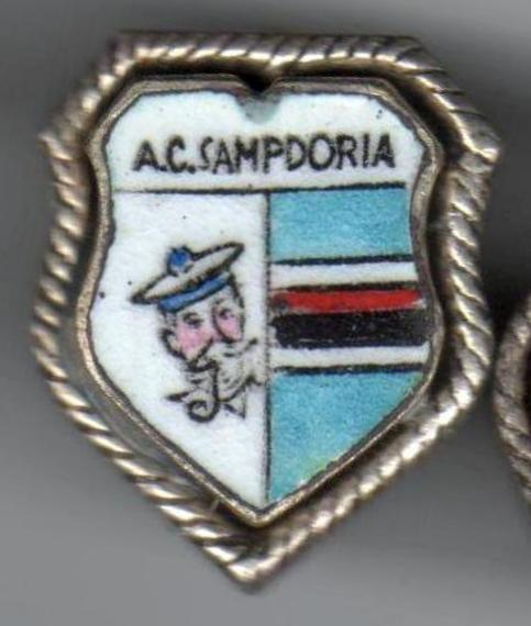 Sampdoria A.C., anni '50