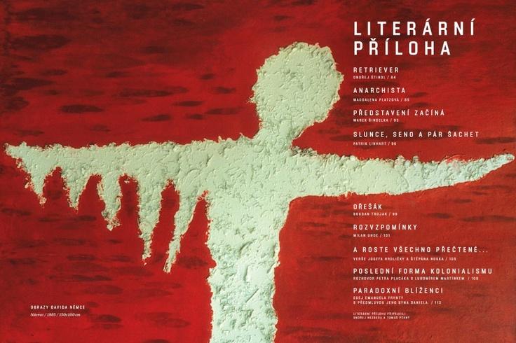 Vánoční literární příloha Respektu 2012