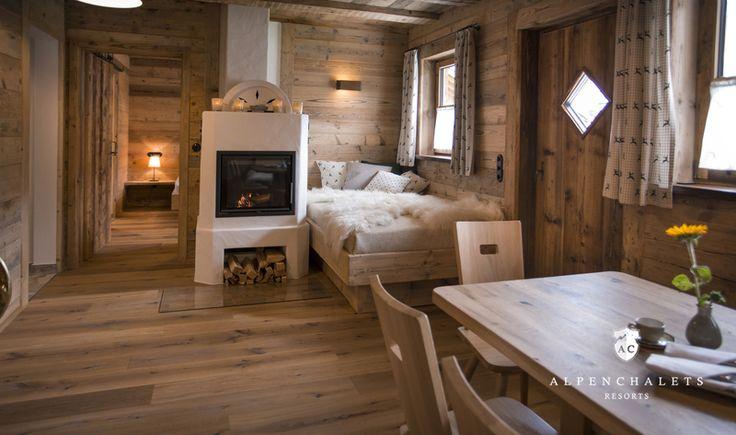 Die besten 25+ Chalet chic Ideen auf Pinterest Chalet-Art - wohnzimmer ideen dachgeschoss